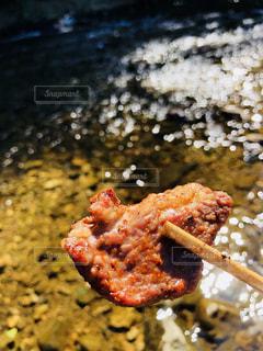 近くに食品のの写真・画像素材[1641357]