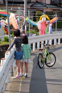 自転車の写真・画像素材[466476]
