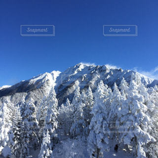雪,雪山,山,奥飛騨