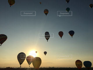 空,キラキラ,未来,バルーン,夢,ポジティブ,希望,目標,可能性