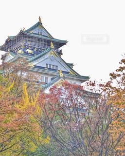 大阪城の写真・画像素材[1641282]