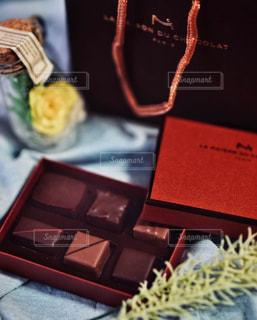 チョコレートの写真・画像素材[1751194]