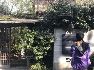 友だち,カフェ,後ろ姿,人物,背中,人,休日,福岡,カフェ巡り