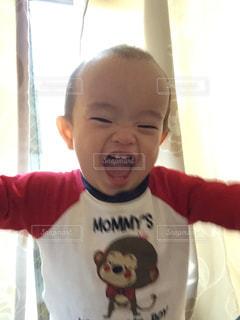 幼児笑顔の写真・画像素材[1621009]