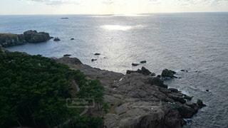 日御碕の崖上からの写真・画像素材[1623220]
