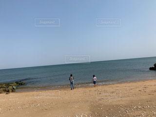 海は広い。。の写真・画像素材[2335618]