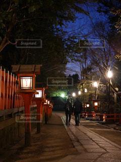 八坂神社の写真・画像素材[1667163]