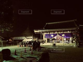 壬生寺の大晦日の写真・画像素材[1667188]