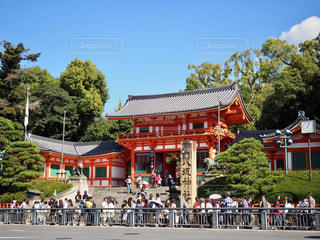 八坂神社の写真・画像素材[1668512]