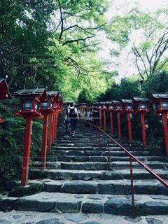 貴船神社の写真・画像素材[1668517]