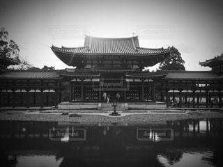 平等院鳳凰堂の写真・画像素材[1668576]