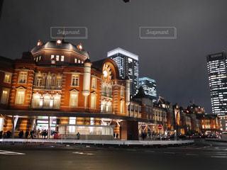 東京駅の写真・画像素材[1681486]