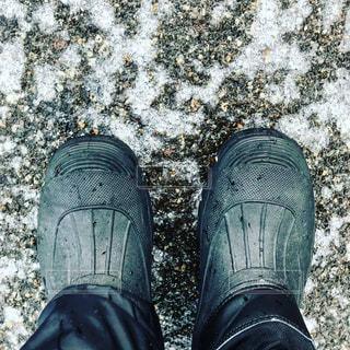 自然,屋内,雪,雪景色,長靴,スノーシューズ