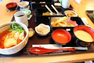 京都のお昼ご飯の写真・画像素材[1640623]
