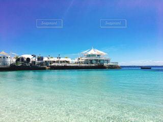 海,屋外,景色,鮮やか,旅行,フィリピン,海外旅行,セブ島,日中
