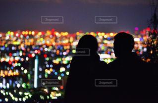 夜景の写真・画像素材[703173]