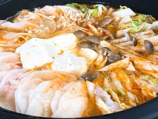 キムチ鍋の写真・画像素材[1663960]