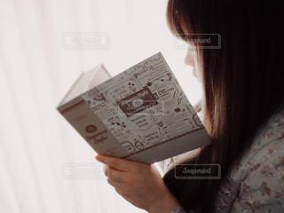 読書の写真・画像素材[1854154]