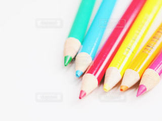 色鉛筆の写真・画像素材[2257484]