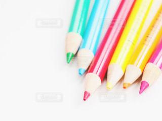 色鉛筆の写真・画像素材[2257487]