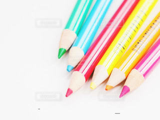 色鉛筆の写真・画像素材[2257489]