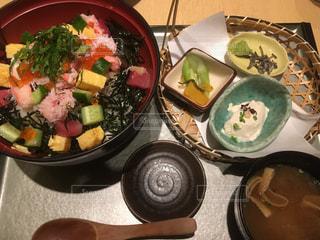 外食,海鮮バラちらし
