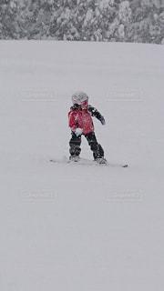 雪山,スノボ,男の子,ウィンタースポーツ,6歳