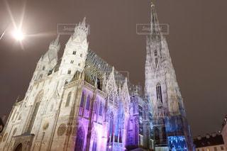 ウィーンにての写真・画像素材[1680460]