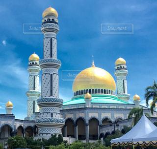壮大なイスラム建築の写真・画像素材[1816423]