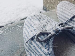冬,靴,雪,白,青,リボン,ホワイト,ストライプ,ローヒール,粉雪