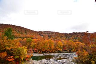 奥只見湖の絶景の写真・画像素材[1648332]