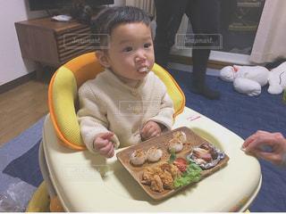 お家ご飯,食いしん坊,食べ盛り,食べるの大好き,モグモグタイム,お誕生日プレート,大きくな〜れ♡