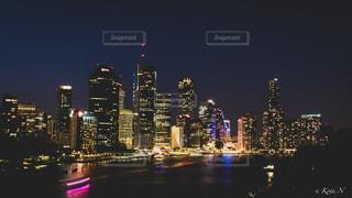 風景,夜景,観光,オーストラリア,海外旅行,ブリスベン,ひとり旅
