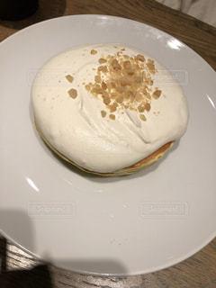 カフェ,パンケーキ,ふわふわ,たくさん,ホワイト,マカデミアナッツクリーム,ホノルルカフェ,千葉県民