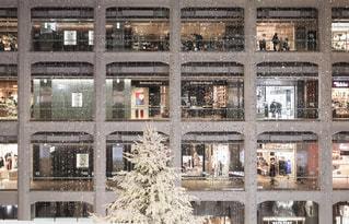 建物,屋内,東京,白,アート,旅行,クリスマス,クリスマスツリー,ホワイト,建築,大手町,KITTE,フォトジェニック,インスタ映え