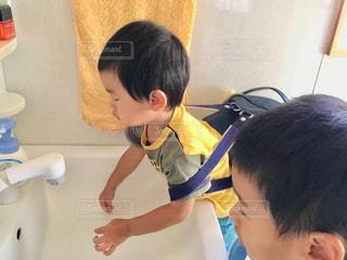 手洗いの写真・画像素材[1654408]