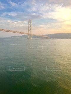 水の大きな体の写真・画像素材[1869990]