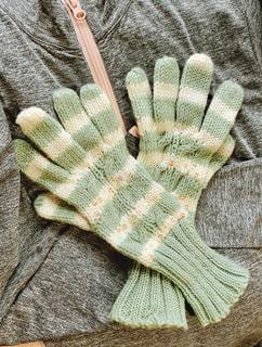 手袋🧤春コーデの写真・画像素材[1798494]
