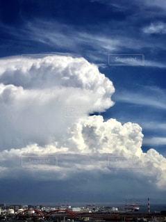 初夏、夏の風物詩、入道雲の写真・画像素材[1866745]