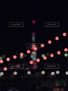 東京タワーとレインボーブリッジ🗼の写真・画像素材[2482963]