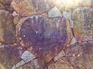 恋人,ハート,石,聖地,岡山,石垣,城郭,津山,津山城,鶴山公園,愛の奇石
