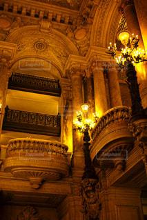 屋内,海外,ヨーロッパ,観光,旅行,フランス,パリ,装飾,海外旅行,豪華,舞台,映画,名所,オペラ座,見学,オペラ,ガルニエ,レジャー・趣味