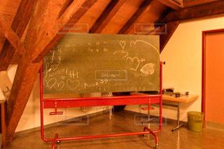 文字,ハート,学校,音楽,黒板,教室,チョーク,小学校,落書き,授業,ボード