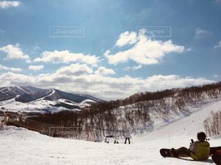 冬,白,雪山,北海道,スキー,スノボ,スキー場,ホワイト,スノーボード,ウィンタースポーツ,ルスツリゾート