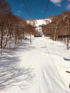 冬,白,雪山,北海道,雪原,スキー,スノボ,スキー場,ホワイト,リフト,スノーボード,ウィンタースポーツ,ルスツリゾート