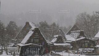 冬,雪,白,綺麗,白川郷,思い出,岐阜,ホワイト,ゆき,積雪,見る,真っ白