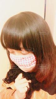 マスク!の写真・画像素材[1673623]