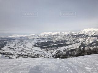 自然,空,冬,雪,屋外,山,丘,スキー,斜面,日中