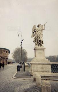ヨーロッパ,観光,旅行,イタリア,海外旅行,天使の像