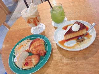 食べ物,カフェ,ケーキ,パン,ドリンク